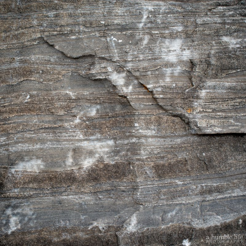 Stripped Rock