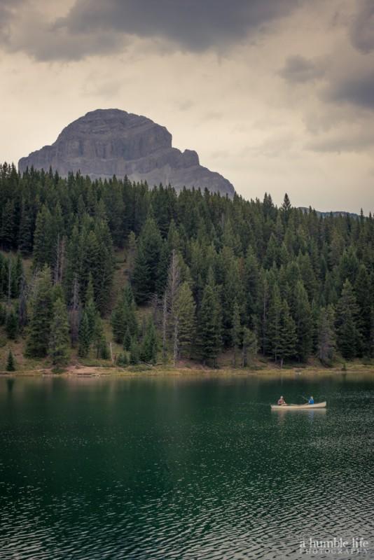 Chinook Lake, Alberta